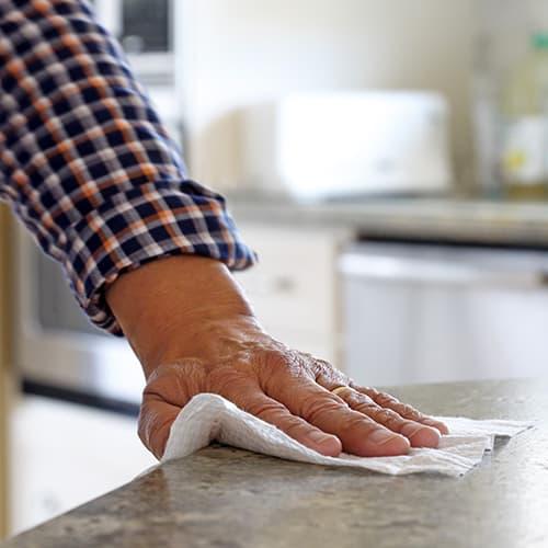 Kitchen wipes
